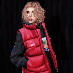 Puffy (Kokaine Klub By Kat & Romy) Tags: portrait secondlife vale koer blog fashion