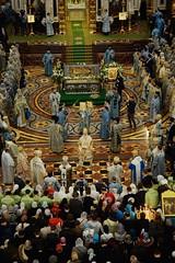 034. Торжественное богослужение в Храме Христа Спасителя 04.12.2017