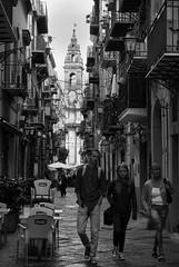 (Roybatty63) Tags: 2017 città palermo nikon d80 streetphotography street bn bw biancoenero blackandwhite blackwhite strada vicoli