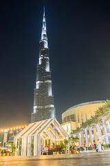 The Tallest (Arijit_Roy) Tags: dubai burj khalifa tallest building manmade cityscape