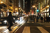 Powell Street (Jay Pasion) Tags: jaypasion nikon d7500 sanfrancisco sf bayarea downtown night street photography lights