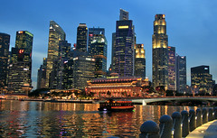 City (vic_206) Tags: singapur noche night nocturna luces lights
