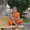 Siem Reap (Cambodia) (Guy World Citizen) Tags: ngc moine street park bench sit meditation siemreap cambodia