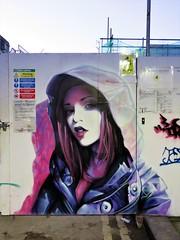 Irony / London - 12 nov 2017 (Ferdinand 'Ferre' Feys) Tags: london england uk streetart artdelarue graffitiart graffiti graff urbanart urbanarte arteurbano ferdinandfeys irony