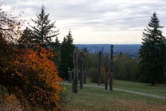 Autumn Colours at Burnaby Mountain Park (eaglelam89) Tags: autumn vancouver bc canada 2017