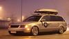 VW Passat (JanochAbel Automotive) Tags: car carmeet fog dawn vw volkswagen passat tuning stance