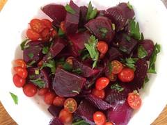 Beetroot salad (yago1.com) Tags: food salad beetroot healthyfood