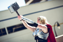 SP_68516-2 (Patcave) Tags: thor norse god marvel comics marvelcosplay hammer throw superhero blonde mjolnir armor cape