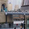 Canary Wharf (jane_sanders) Tags: london canarywharf onecanadasquare 25canadasquare citigroupcentre towerbridge bridge cityhall riverthames river thames queenswalk thescoop scoop morelondon