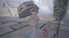 This one's for believing (Ambreh Lynn Doe-Dappa) Tags: buglets sl slkids kid cute blog slphotography secondlife photography photo photoshop new exclusive baby slbaby td