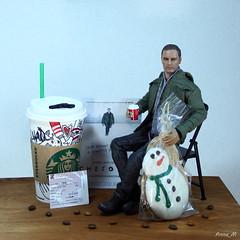 The Snowman (Anna_Mai) Tags: thesnowman toysera actionfigure actionfigures onesixthscale harryhole michaelfassbender movie