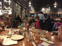 """Cousins at Cracker Barrel • <a style=""""font-size:0.8em;"""" href=""""http://www.flickr.com/photos/109120354@N07/37798095825/"""" target=""""_blank"""">View on Flickr</a>"""