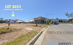 Lot 8033 Mintbush Street, Denham Court NSW