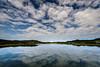 水鏡ーWater Mirror (kurumaebi) Tags: yamaguchi 秋穂 nikon d750 nature landscape cloud 雲 秋 sky summer 空 sea 海