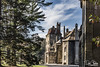 BucksCountyFonthill_Nov162017_0126 (Roni Chastain Photography) Tags: fonthill mercer museum doylestown pa castle sky clouds landscape fall