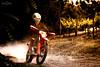 Vineyard racing ... near San Gimignano, Tuscany (nigel_xf) Tags: sangimignano toscana toskana tuscany sunset sonnenuntergang weinbau weinstöcke sun sonne abendsonne italia italien italy nikon d750 nigel nigelxf vsfototeam motorcross race racing vineyard speed motorrad geländemaschine fun