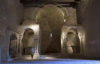 Capilla del monasterio de San Juan de Duero