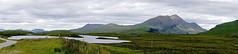 Scotland (♥ Annieta ) Tags: annieta juli 2017 sony a6000 holiday vakantie england scotland uk greatbritain highlands dornoch allrightsreserved usingthispicturewithoutpermissionisillegal panorama pano mountain bergen water meer lake loch landschap landscape