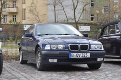 BMW 323 ti Comapct E36 I 1999 (Transaxle (alias Toprope)) Tags: sixcylinders sixcylinder straightsix clausluthe luthe berlin classic cars meilenwerk auto autos antique amazing beauty bella beautiful bellamacchina car coches coche classics carros carro clasico clasicos design exotic historic iconic klassik kraftwagen kraftfahrzeuge legendary macchina motor macchine motorklassik power powerful unique retro rare soul styling toprope voiture voitures vintage veteran veterans vehicle vehicles bmw bavarian works bavarianmotorworks