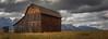 Standing Tall on Antelope Flats (www.yabberdab.com) Tags: mormonrow grandteton barn grosventre usa