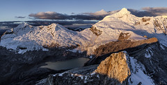 Tocllaraju amanecer (Mr. CHILI) Tags: select outdoor landscape longexposure tocllaraju peru volcan alpinism andinismo