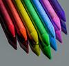 "Still life macro (Jack Blackstone (Off and on)) Tags: ""focusstack"" helicon texture lighting mirror creative art pencils design line order alignment arrow point pattern ""stilllife"" macro onthemirror smileonsaturdays reflection vibrant color importedkeywordtags 7dwf"
