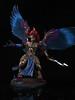 Magnus the Red, Primarch of Tzeentch (T Markham) Tags: gamesworkshop nurgle warhammer40k 30k spacemarines primarch