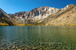 Convict Lake in Daylight