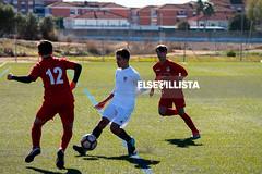Sevilla FC - UP Viso (3ª Andaluza Infantil G.1)-9