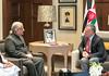 جلالة الملك عبدالله الثاني يستقبل رئيس مجلس الشيوخ الباكستاني ميان رضا رباني (Royal Hashemite Court) Tags: kingabdullahii جلالة الملك عبدالله الثاني jordan الأردن pakistan باكستان