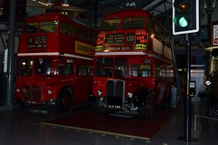 London Transport Museum (PD3.) Tags: rm1737 rm 1737 737dye 737 dye rt4825 rt 4825 old589 old 589 aec regent routemaster bus buses psv pcv preserved vintage london transport lt museum covent garden