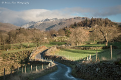 Into The Valley (.Brian Kerr Photography.) Tags: cumbria lakedistrict landscapephotography eskdale duddonvalley photography landscape snow photo outdoor outdoorphotography opoty nature naturallandscape natural winter weather snowing tree valley road mountains clouds sky a7rii availablelight sony formatthitech briankerrphotography briankerrphoto grass field mountain water wood