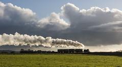 Under a Big Sky (powern56) Tags: avr avonvalleyrailway bitton southgloucestershire bristol heritagerailway railway train freighttrain steamlocomotive steamtrain kerrstuart willythewelltank 040wt karel tkh49 4015