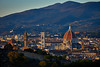 Passeggiando per Firenze (fede.piste) Tags: florence city night lights italy ritratto streets landscape afternoon dome view piazzale michelangelo firenze italia sony alpha 6000 green autumn