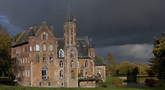 Castle Wissekerke - Bazel - Belgium (roland_tempels) Tags: castle belgium kruibeke