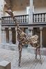 2017/10/08 15h38 Cyril Hatt, «Zarafa» (2017), Musée Fenaille (Valéry Hugotte) Tags: 24105 5dmark4 cyrilhatt fenaille hatt rodez zarafa canon canon5d canon5dmarkiv cour girafe giraffe musée statue occitanie france fr