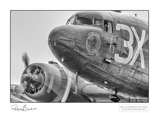Held together with rivets and goodwill - C47