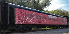 Spirit of Tomorrow (2.6 Million + views!!! Thank you!!!) Tags: canon eos 70d 24mmstm paintshoppro2018 psp2018 efex topaz hamiltonontario hamilton ontario canada train canada150 cp rail railway railroading geotagged