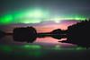 Moonrise (Nippe16) Tags: auroraborealis auroras aurora northern lights landscape moonrise colors colorful moody atmosphere nature outdoor finland reflection revontuli kuopio suomi luonto night nightphotography astro astrophoto
