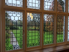 Window Garden View (Marc Sayce) Tags: window view lodge autumn november 2017 alice holt forest hampshire farnham surrey south downs national park
