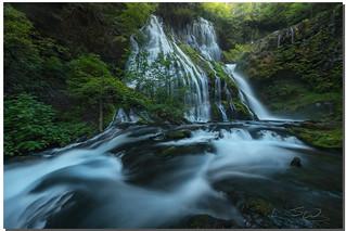 Dreamy Flow, Panther Creek Falls, Oregon