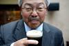 RIP (JonBauer) Tags: edlee sanfranciscomayor california guinness beer people portrait party rip restinpeace nikon d800 2470mmf28g