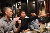 Giulio & Yasu (Mark Griffith) Tags: amazon amazonpay 20171107dsc00454 amazoncom dinner japan sonyrx1m2 tokyo travel work worktravel