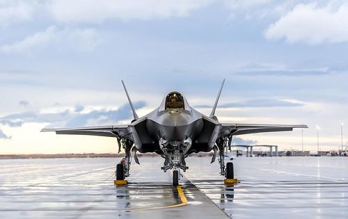 Lockheed Martin F-35 .Lightning II.