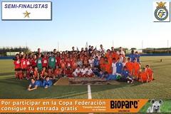 VIII Copa Federación Alevín Fase* Jornada 4