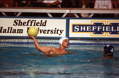 06 Waterpolo EM 1993 Sheffield