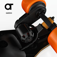 a08_D (omardex) Tags: photoshop electric product mockup otoy octanerender c4d skateboard skate board