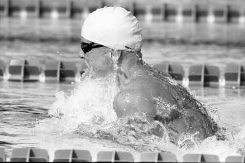 073 Swimming EM 1991 Athens