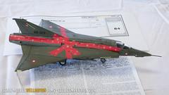 A5 - Saab Draken RF-35 - Kevin Trew