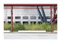"""""""=I""""=""""=\\II/ by Tuomas Barenthin -    Essen Zeche Zollverein Ruhrgebiet"""